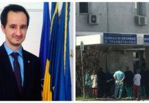 Un cadru medical, suspect de COVID-19, dezvăluie haosul din Spitalul Judetean Timisoara