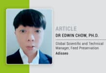 The use of organic acids in managing microbial degradation and preserving feed quality