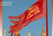 25 Aprile, Esponiamo con orgoglio la bandiera di San Marco. Di Ettore Beggiato
