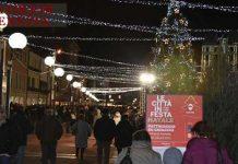 Città in festa per Natale, Brugnaro dà il via ai festeggiamenti