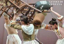 Le baruffe chiozzotte al Teatro Goldoni di Venezia
