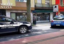 Mestre: arrestato spacciatore dopo inseguimento in via Capuccina