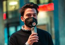 """""""SAFE TRICK"""": bere con la mascherina, ora si può!"""