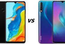 Huawei P30 Lite vs TECNO Phantom 9