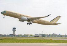 Airbus Ultra Long Range A350 XWB czyli samolot który odbędzie najdłuższy lot świata