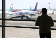 Ryanair wzywa policję