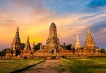 AYUTTHAYA Tajlandia
