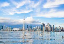 Toronto Skyline Kanada