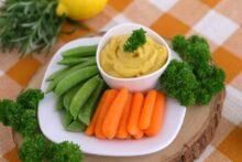 Healthy Honey Mustard Dip Recipe