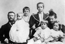 Photo of Children Of Theodore Roosevelt