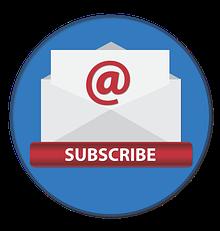subscribe CTA icon