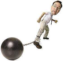 ball n chain definition