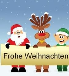 Weihnachtsgrafiken in vielen Onlineshops erhältlich