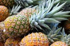 owoce ananasa