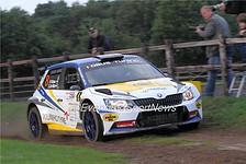 Hermen Kobus & Erik de Wild - Skoda Fabia R5 - Hellendoorn Rally 2015