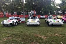 BMA Autosport - Porsche 911 -East African Safari Rally 2015