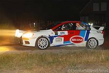 Han Hoendervangers - Mitsubishi Lancer Evo X - GTC Rally 2014