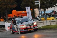 JWR rallysport - Peugeot 206 RC - GTC Rally 2015