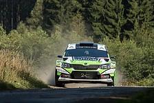 Freddy Loix & Johan Gitsels - Skoda Fabia R5 - East Belgian Rally 2016