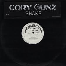 """Cory Gunz - Shake (12"""", Promo)"""