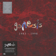 Genesis - 1983 - 1998 (Box, Comp, Ltd, RE, RP + LP, Album, RE, RM, 180 + )