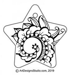 free zen doodles