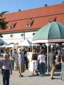 Benediktbeuern - Klosterhof