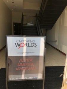 Captivating Worlds Lobby