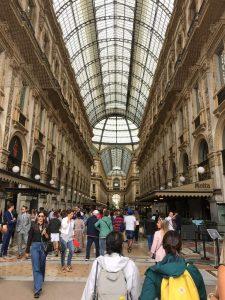 Выбираем тур в Италию шоппинг в милане