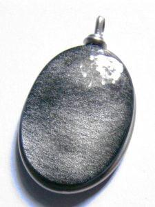 collar de obsidiana