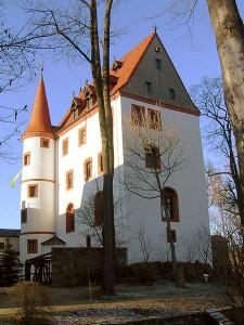 Schloss Schlettau im Erzgebirge / Foto: Wikipedia/Leppus