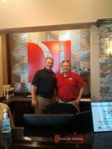 M.M. with Attorney Dustin DeVaughn