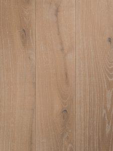 Licht verouderd en geborstelde houten vloer