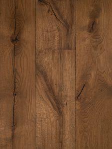 Verouderde duoplank houten vloer