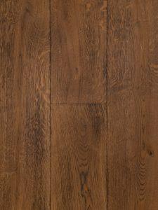 bruine eiken houten vloer