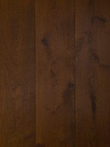 Doe het zelf bruine houten vloer