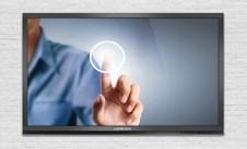 écrans interactifs SpeechiTouch 75 pouces