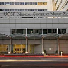University of California San Francisco at Mount Zion