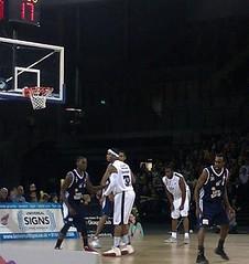 Glasgow Rocks Basketball NSDesign