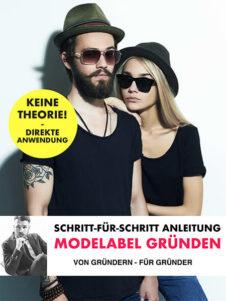 Modelabel Gründen Anleitung eBook Cover
