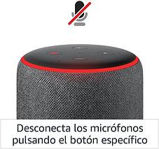 Echo Plus (2da generación) - Altavoz inteligente