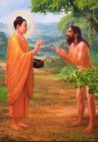 upaka rompe el silencio del Buda