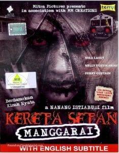 Review Film Kereta Setan Manggarai (2008)