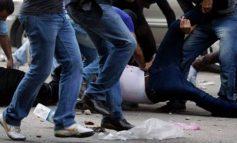 Ծեծկռտուք՝ Հայաստան-Հունաստան խաղին.4 մարդ բերման է ենթարկվել
