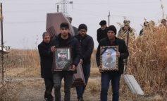 ՏԵՍԱՆՅՈՒԹ. Արցախում մահացած Արթուր Աջամյանին այսօր հողին հանձնեցին