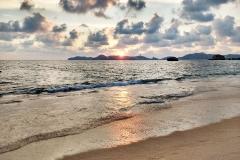 Voyage à Acapulco sable