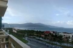 Balcon et terrasse hôtel Da Nang