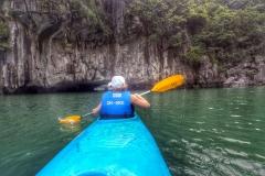 canoe ha long