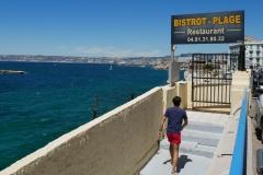 Marseille Bistrot Plage