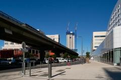 Passerelle Marseille quartiers suds